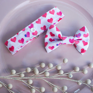 Love Potion // Reversible Bow Tie