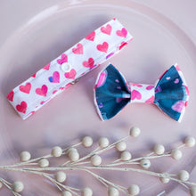 Load image into Gallery viewer, Love Potion // Reversible Bow Tie