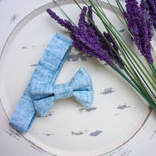 Load image into Gallery viewer, Scandinavian Dream // Troy Bow Tie & Belle Bandana Duo