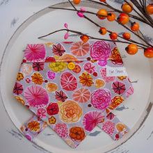 Load image into Gallery viewer, Fall Meadow // Belle Reversible Bandana