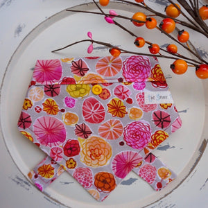 Fall Meadow // Belle Reversible Bandana