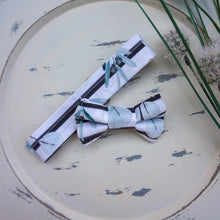 Load image into Gallery viewer, Secret Garden // Troy Reversible Bow Tie