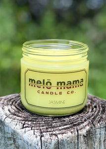 Jasmine 12oz Scented Soy Candle
