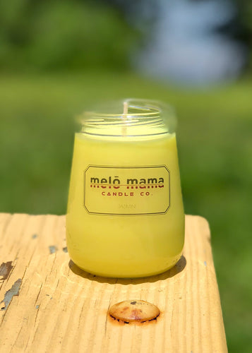 Jasmine 4.5oz Scented Soy Candle