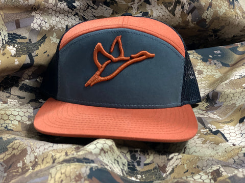 Richardson 7 Panel Burnt Orange Edition