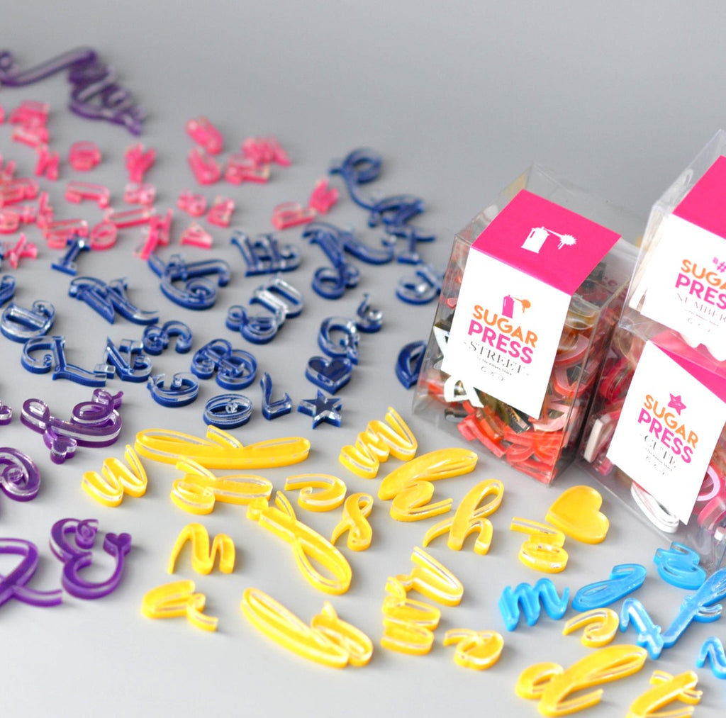 Sugar Press Sets