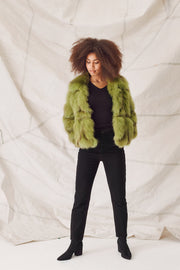 AUDREY JACKET - GREEN