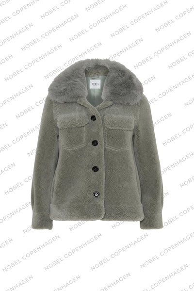SAMPLE - EMMA JACKET - GREEN
