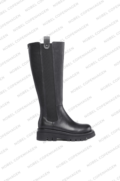 SAMPLE - KATIE LONG BOOTS - BLACK