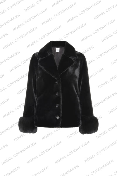 SAMPLE - MAYA JACKET - BLACK