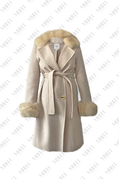SAMPLE SALE - WOOL COAT