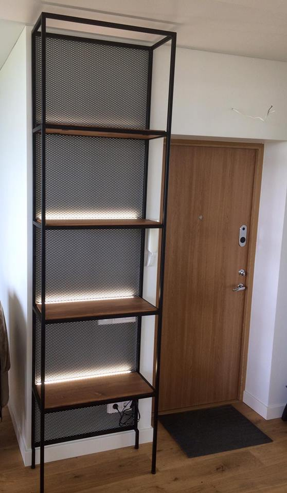 SHELF WITH LED 088