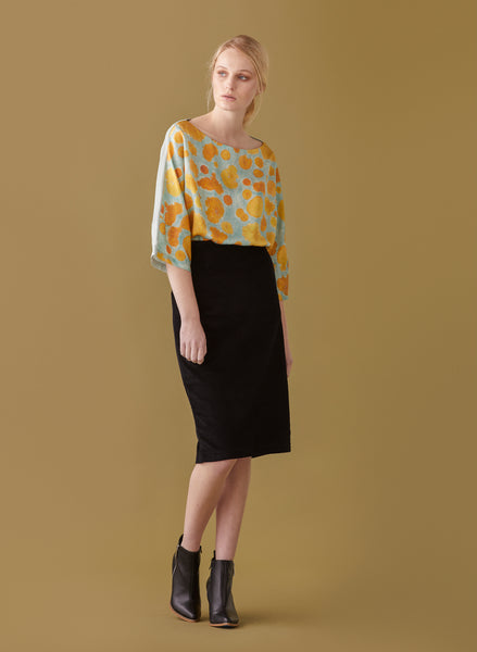 Blackwood Pencil Skirt