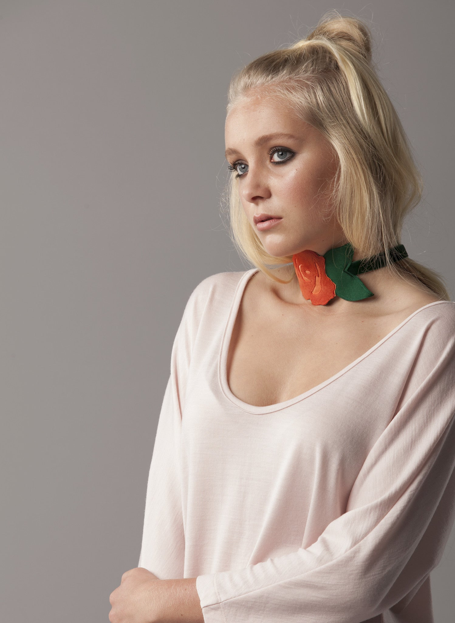 Loren Top in Pink
