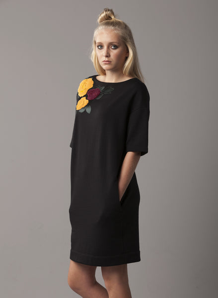 Marigold Sweater Dress