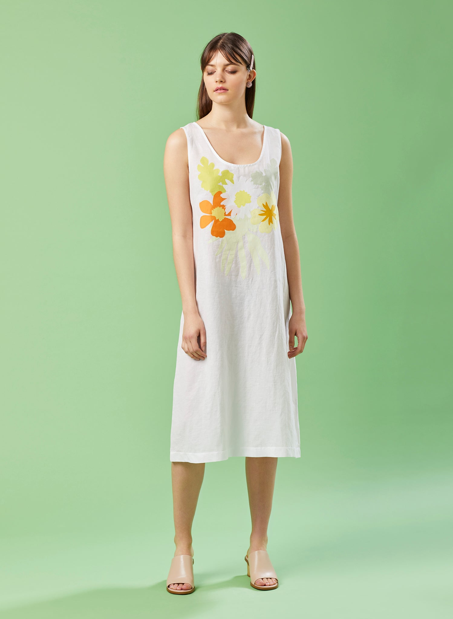 Garden Party Slip Dress