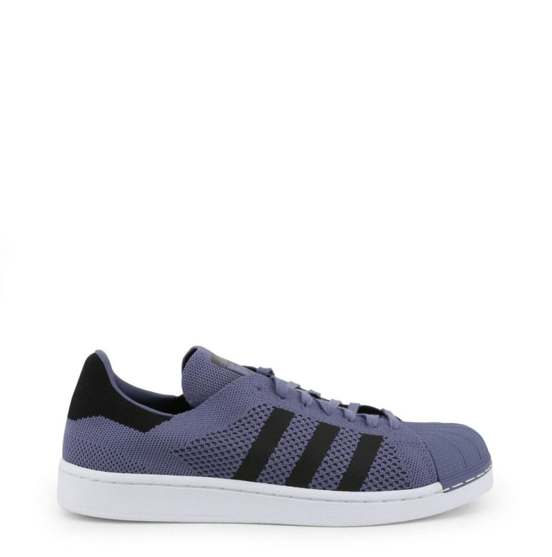 Adidas - Superstar-Primeknit - violet / 3.5 - Shoes Sneakers