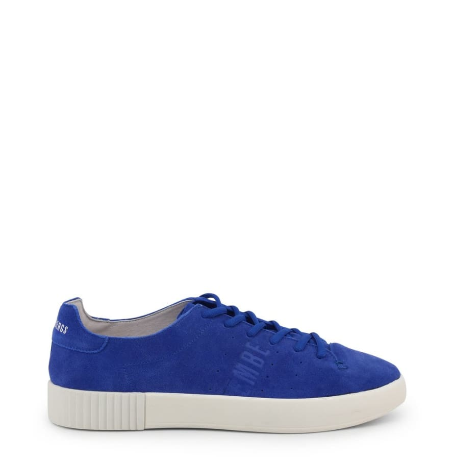 Bikkembergs - COSMOS_2100-SUEDE - blue / 40 - Shoes Sneakers
