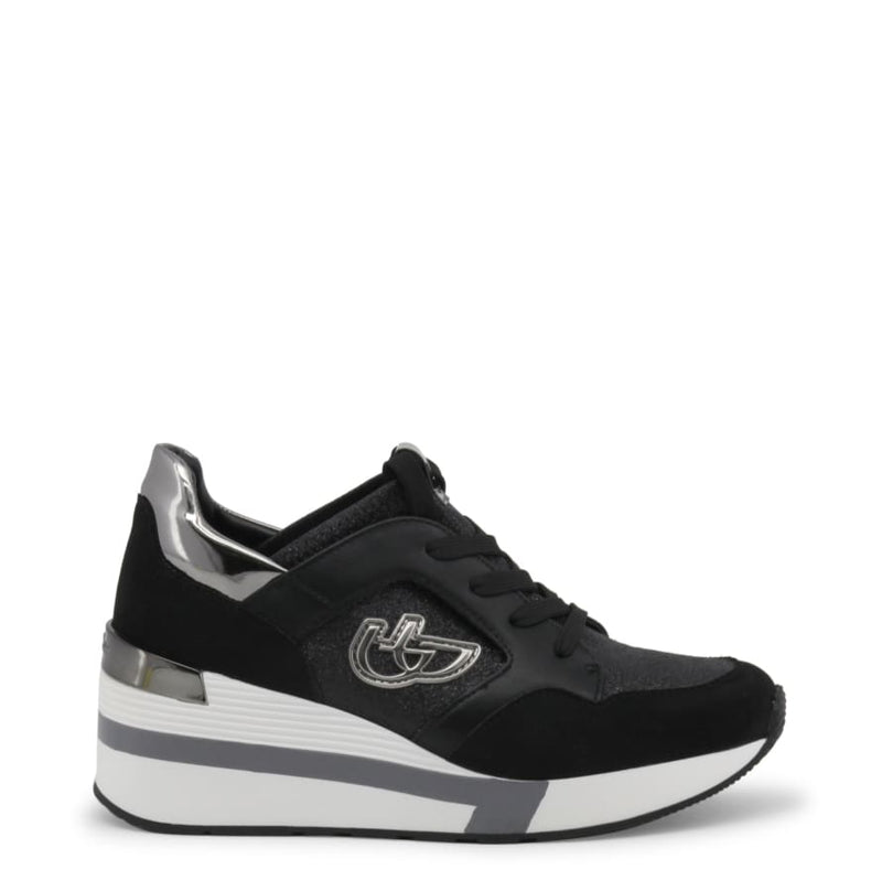 Blu Byblos - CASSETTA_682101 - black-1 / 37 - Shoes Sneakers