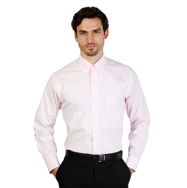 Brooks Brothers - 100011298 - pink / 17 - Clothing Shirts