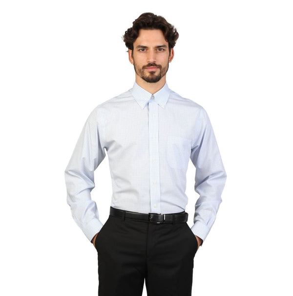 Brooks Brothers - 100040542 - blue / 16H - Clothing Shirts