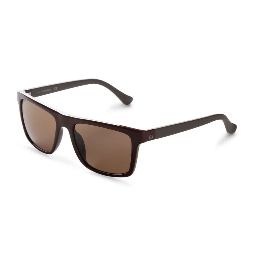 Calvin Klein - CK3177S - brown / NOSIZE - Accessories Sunglasses