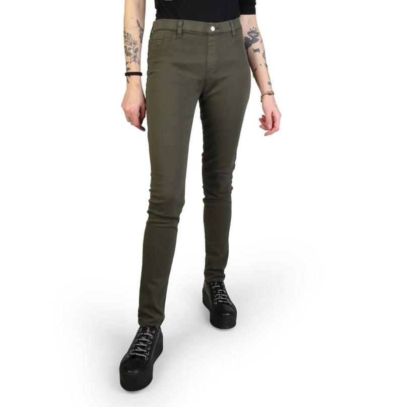 Carrera Jeans - 00767L_922SS - green-1 / S - Clothing Jeans