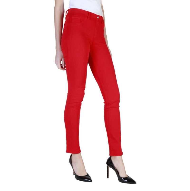 Carrera Jeans - 00767L_922SS - red / S - Clothing Jeans
