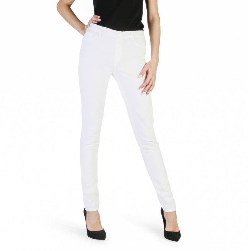 Carrera Jeans - 00767L_922SS - white / S - Clothing Jeans