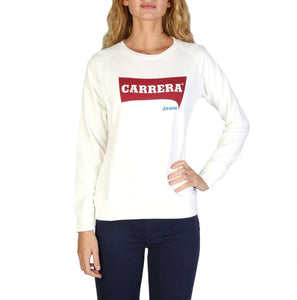 Carrera Jeans - 00868R_0379X - white / S - Clothing Sweatshirts