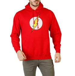 DC Comics - RGMHS177 - red / M - Clothing Sweatshirts