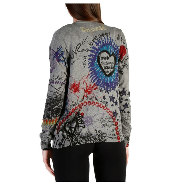 Desigual - 49J2136 - Clothing Sweaters