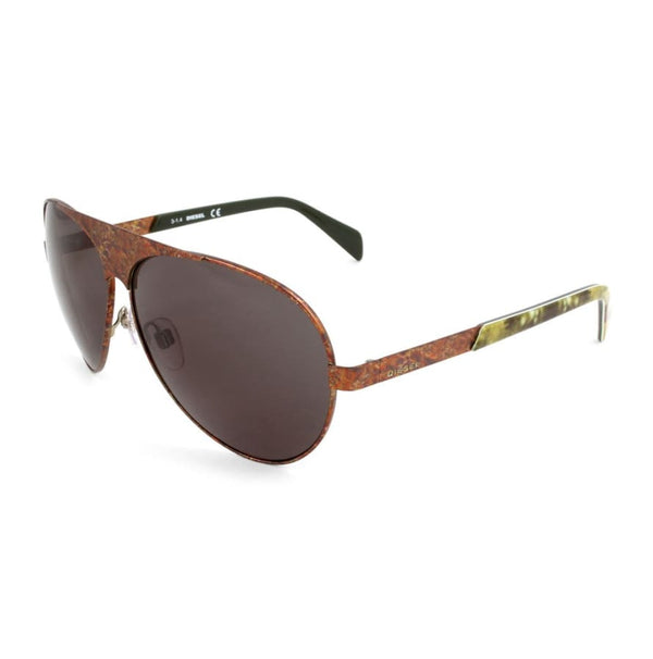 Diesel - DL0119 - brown / NOSIZE - Accessories Sunglasses