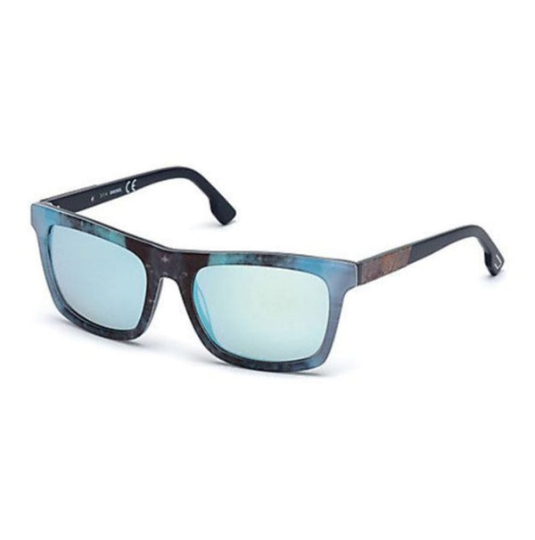 Diesel - DL0120-F - blue / NOSIZE - Accessories Sunglasses