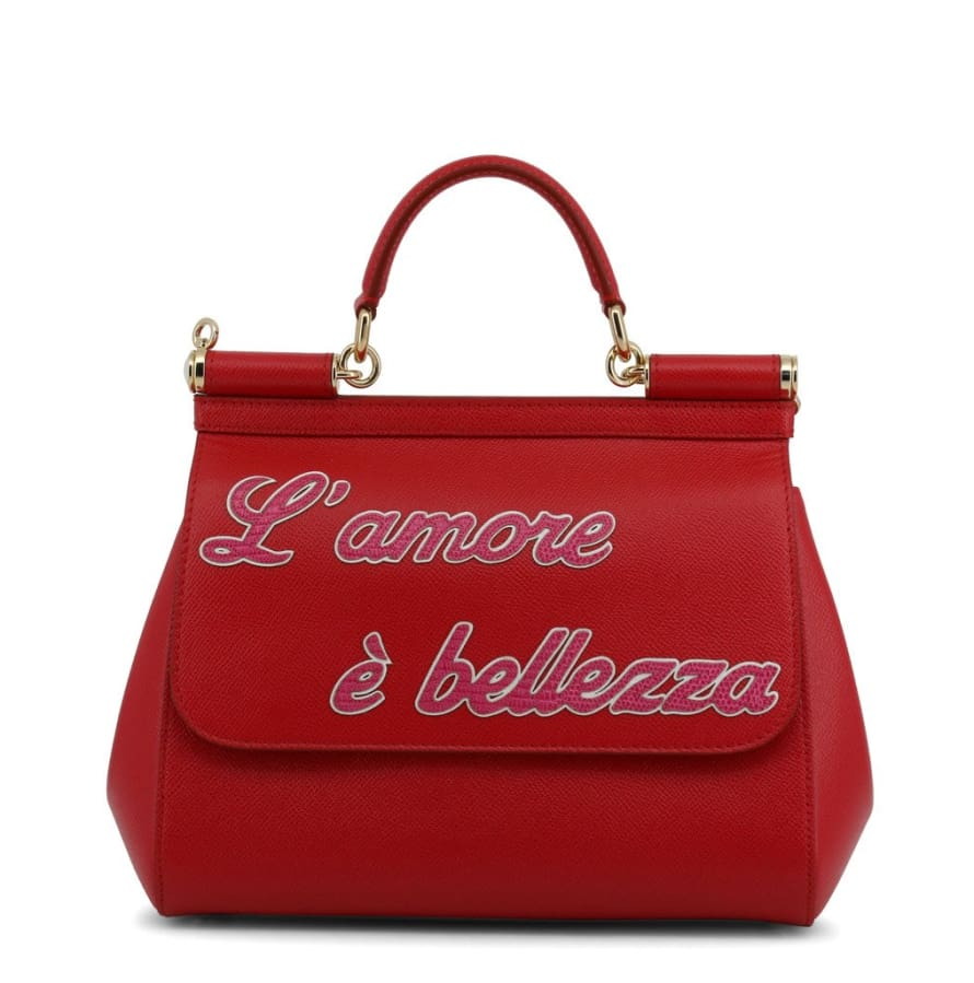 Dolce&Gabbana - BB6002AU3248 - red / NOSIZE - Bags Handbags