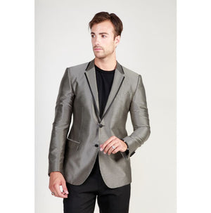 Dolce&Gabbana - G2FW3T - grey / 48 - Clothing Formal jacket