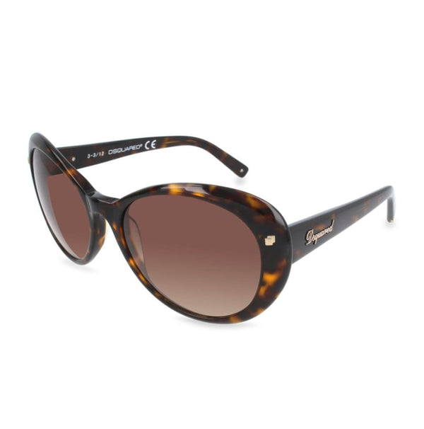 Dsquared2 - DQ0113 - brown / NOSIZE - Accessories Sunglasses