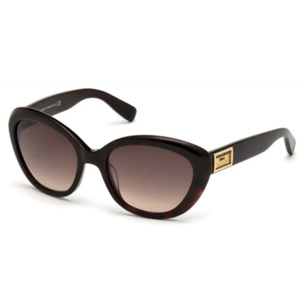Dsquared2 - DQ0146 - brown / NOSIZE - Accessories Sunglasses