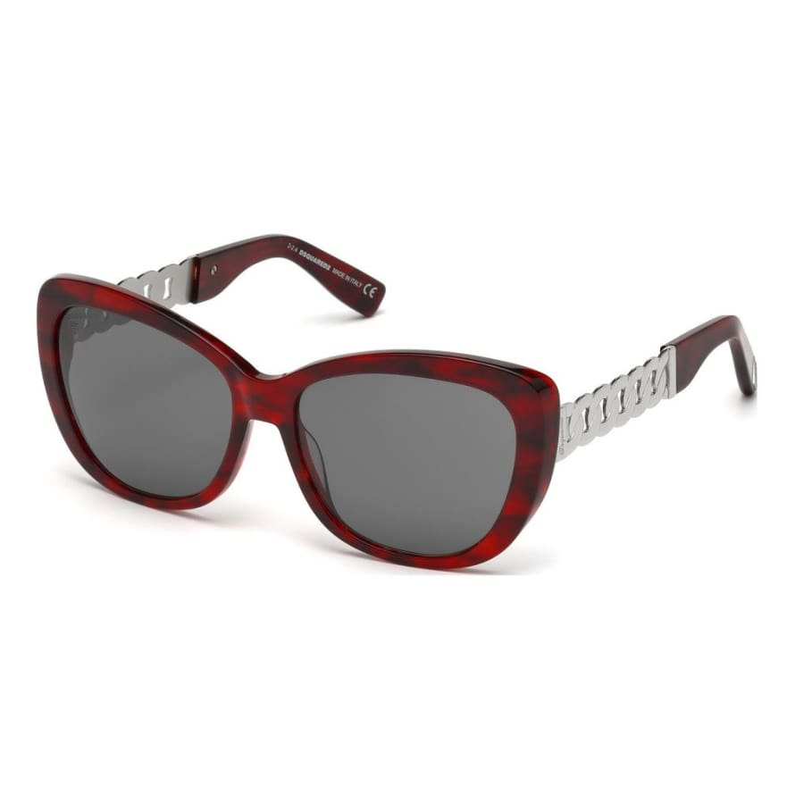 Dsquared2 - DQ0181 - red / NOSIZE - Accessories Sunglasses