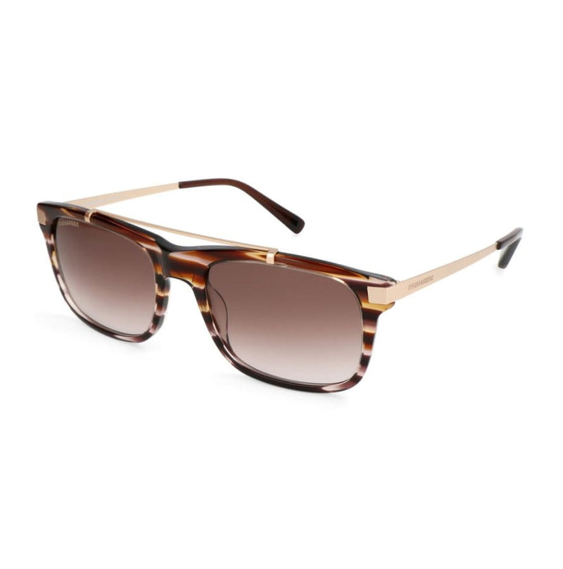 Dsquared2 - DQ0218 - brown / NOSIZE - Accessories Sunglasses