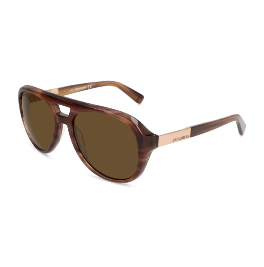 Dsquared2 - DQ0237 - brown / NOSIZE - Accessories Sunglasses