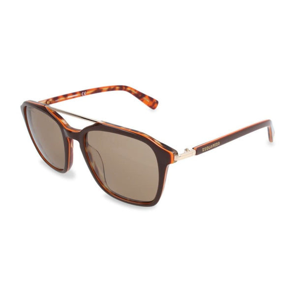 Dsquared2 - DQ0245 - brown / NOSIZE - Accessories Sunglasses