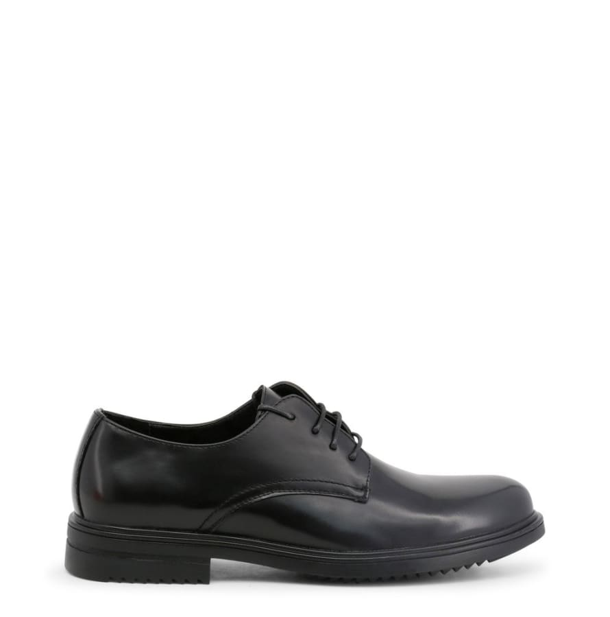 Duca di Morrone - ALBERT - black / 40 - Shoes Lace up
