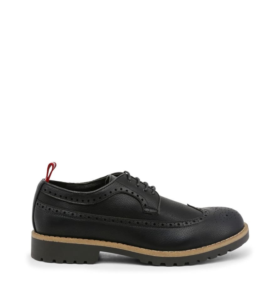 Duca di Morrone - BRADFORD - black / 40 - Shoes Lace up