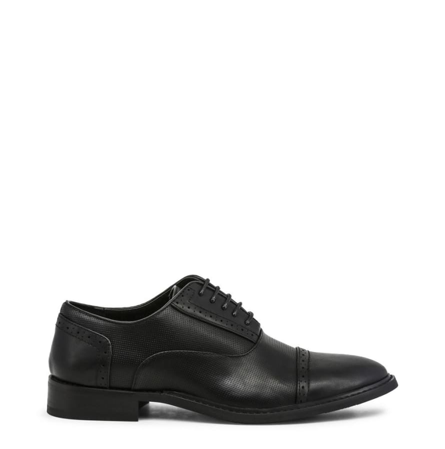 Duca di Morrone - DRAKE - black / 40 - Shoes Lace up