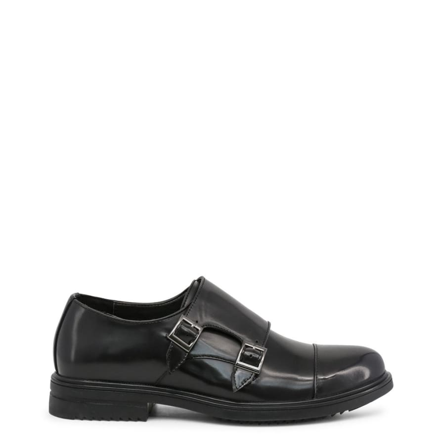 Duca di Morrone - EDWARD - black / 40 - Shoes Flat shoes