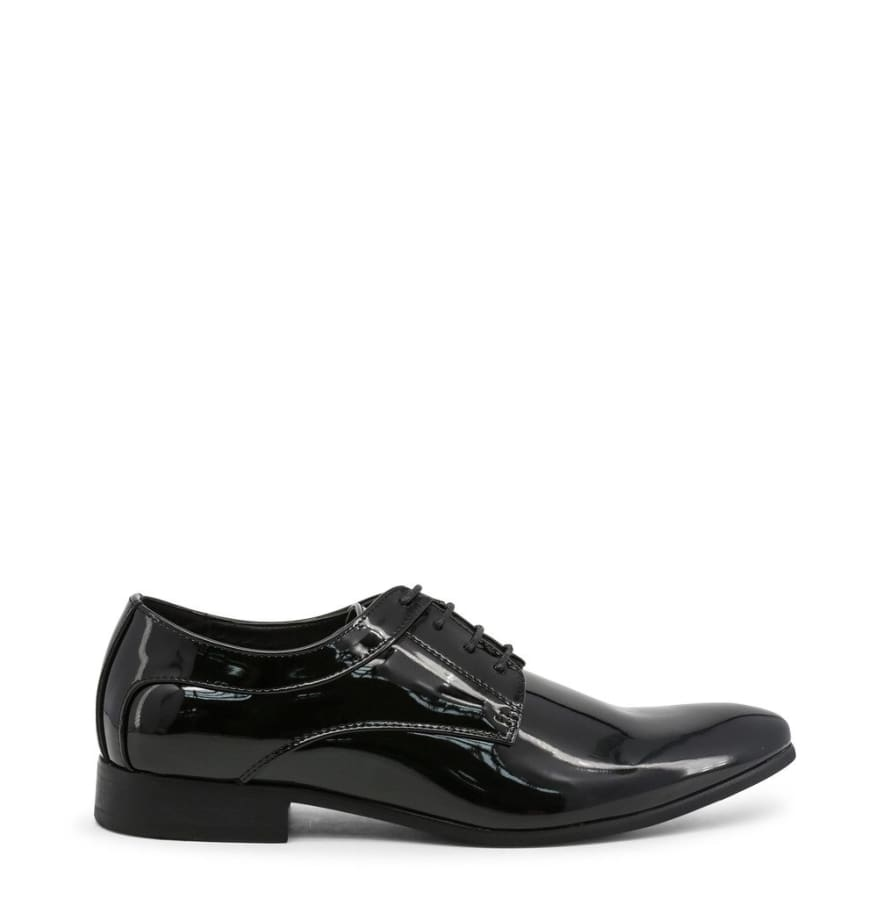Duca di Morrone - GEORGE - black / 40 - Shoes Lace up