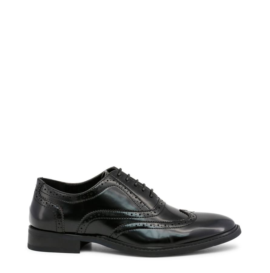 Duca di Morrone - HOLDEN - black / 40 - Shoes Lace up