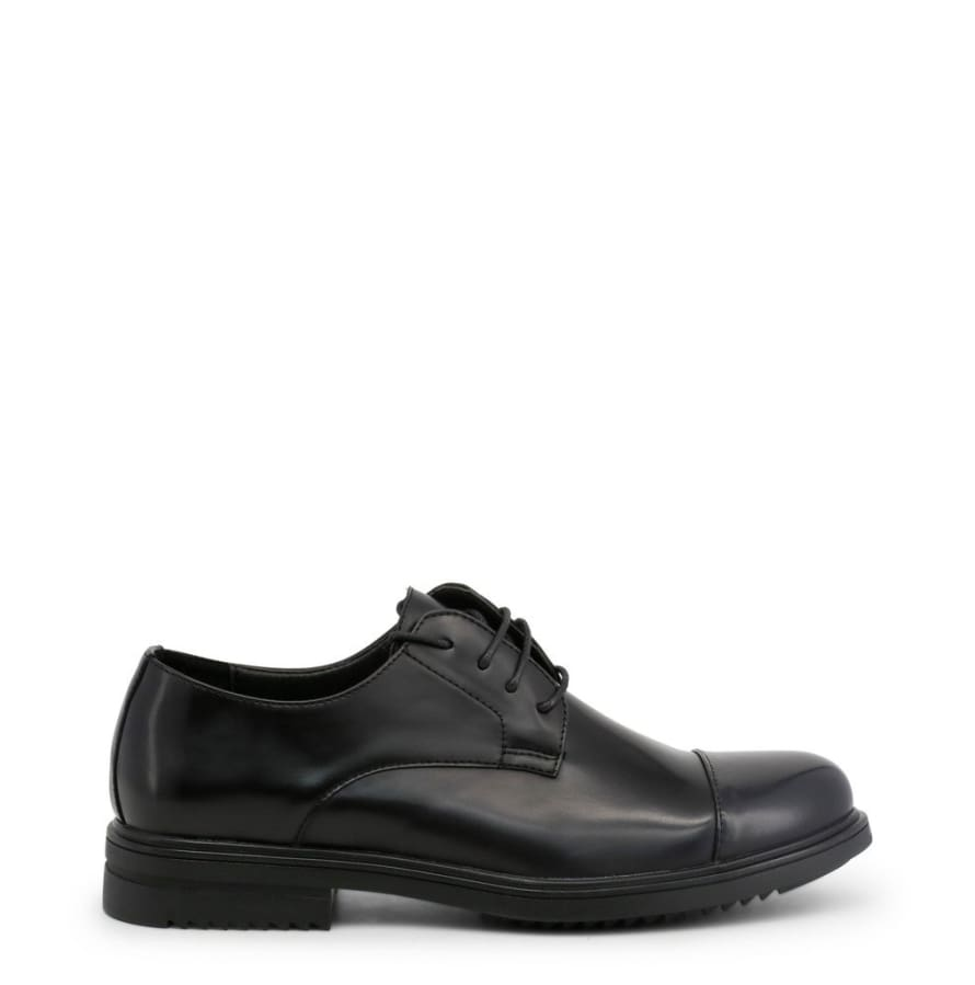 Duca di Morrone - LOUIS - black / 40 - Shoes Lace up