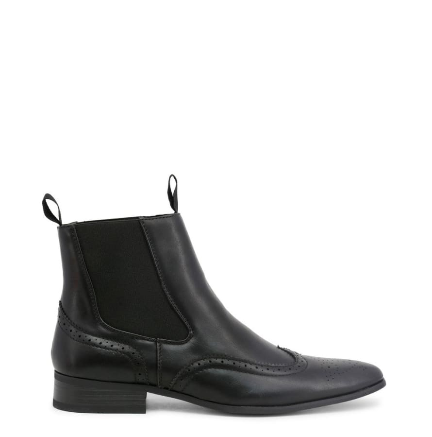 Duca di Morrone - RUDOLPH - black / 40 - Shoes Ankle boots